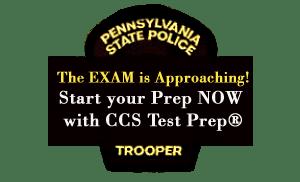 Pennsylvania State Police Cadet (Trooper) Entry-Level Exam