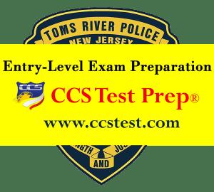 Toms River PD Exam