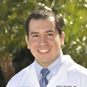 Eugenio Najera, M.D.