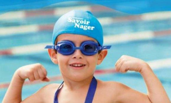 Dispositif «J'apprends à nager»