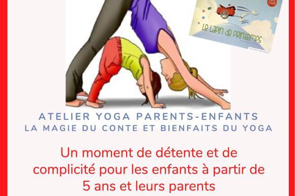 Annuler – Yoga au fil d'un conte