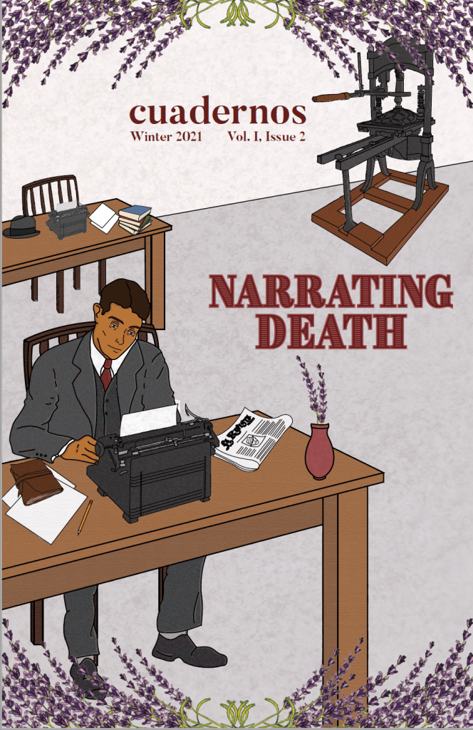 cover art for Narrating Death
