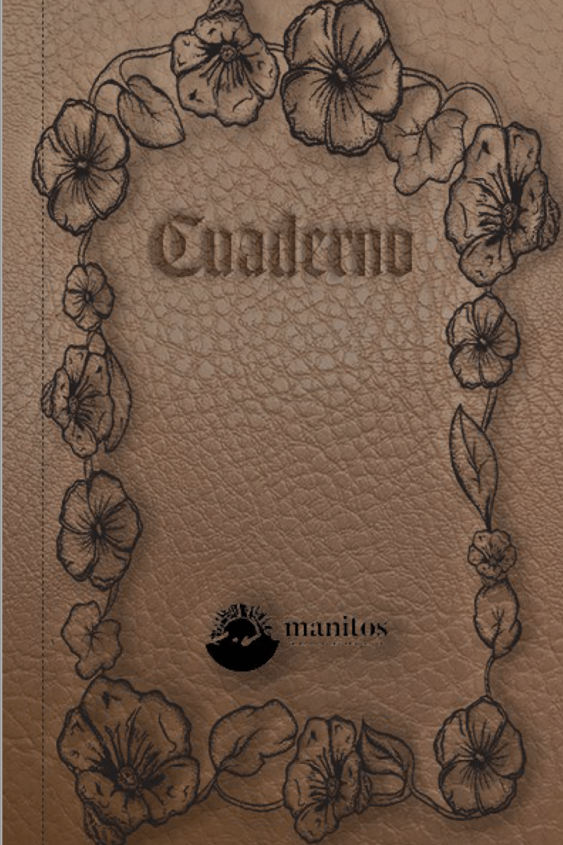 Cover for blank cuaderno
