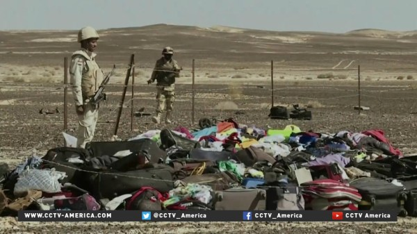 Russia plane tragedy in Sinai another hit to Egypt tourism ...