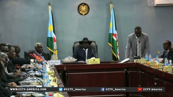 South Sudan forms transitional gov't, prepares for general ...