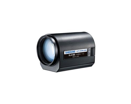 Câmaras de Videovigilância, CCTV, idonic, Lente, Lente Samsung, Lente Samsung SLA-880, samsung, segurança, Sistemas de Vídeovigilância