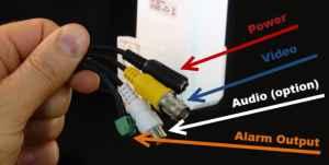 Hidden Infrared Camera | Covert PIR Camera | CCTV Spy Cam