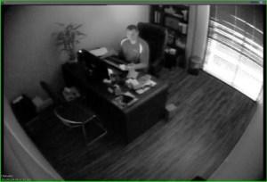 Sprinkler Security Camera | Covert CCTV Surveillance