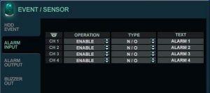 Surveillance DVR Recording Setup   iDVRPRO