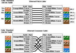 Cat 6 wire color  any rulesbest practices?  • CCTV Forum