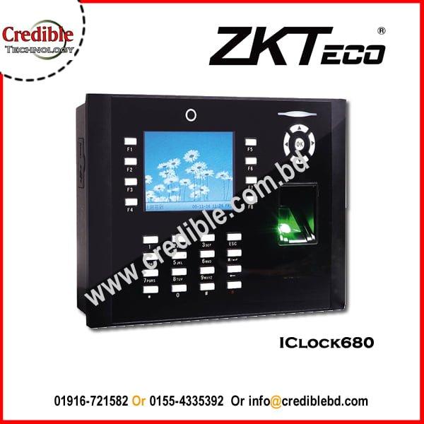 ZKTeco Iclock 680