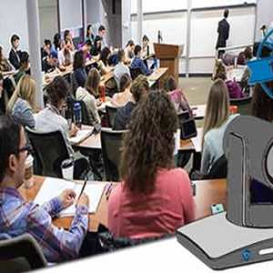 HD-X12VCTRFX Auto tracking video conferencing camera