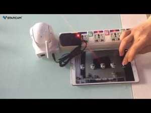 Black Friday Gift: VStarcam multi-functional wifi camera for home security C29 – Vstarcam Official