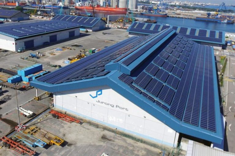 Jurong Port Project