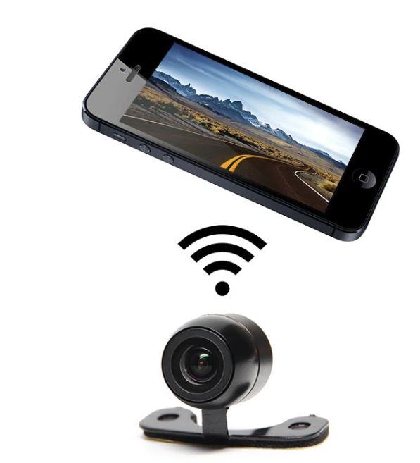 camera on iphone