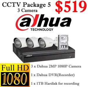 Dahua 5 3 Camera
