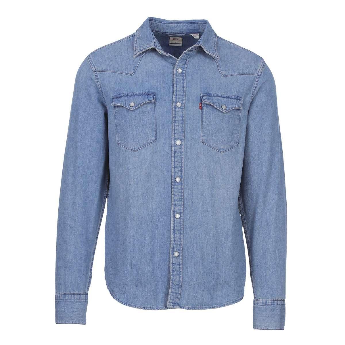 Chemise Manches Longues Homme Levi S Jeans Sportwear Levi S 501 Ccv Mode