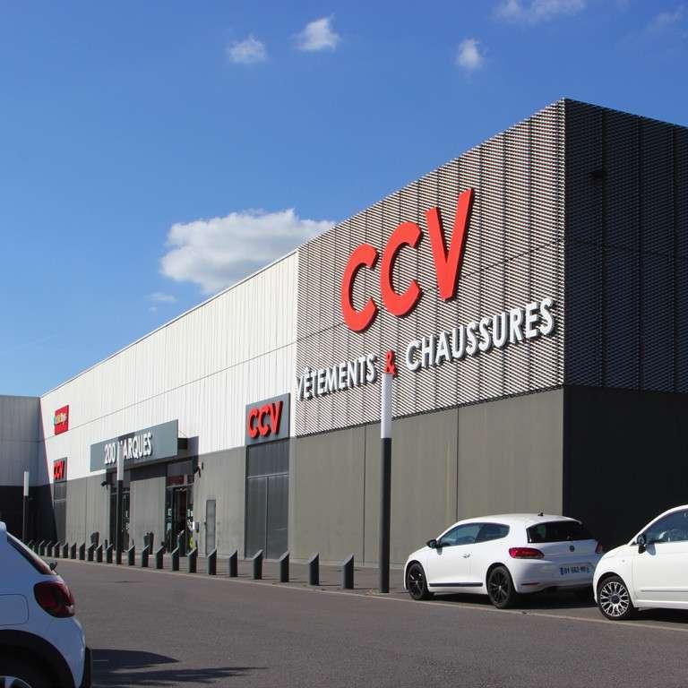 Ccv Reims Magasin De Chaussures Et Vêtements à Reims
