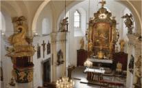 Church of Our Lady, Mnichovice (Czech Republic)