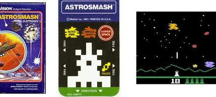 I miei titoli Mattel Intellivision e gli emulatori