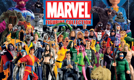 Classic Marvel Figurine Collection