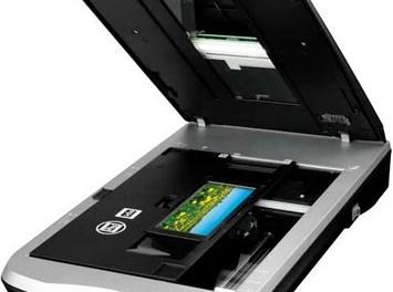 Lo scanner per il DigitaLIZA ed i film 6×6
