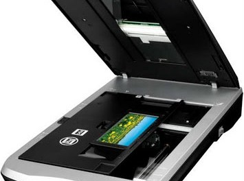 Lo scanner per il DigitaLIZA ed i film 6×6