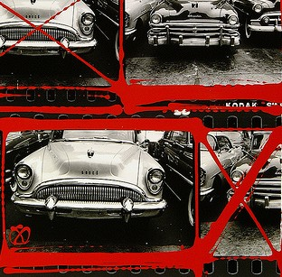 Retrospective exhibition su William Klein