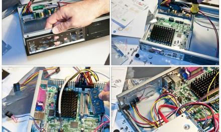 Il mio mini-ITX fan-less