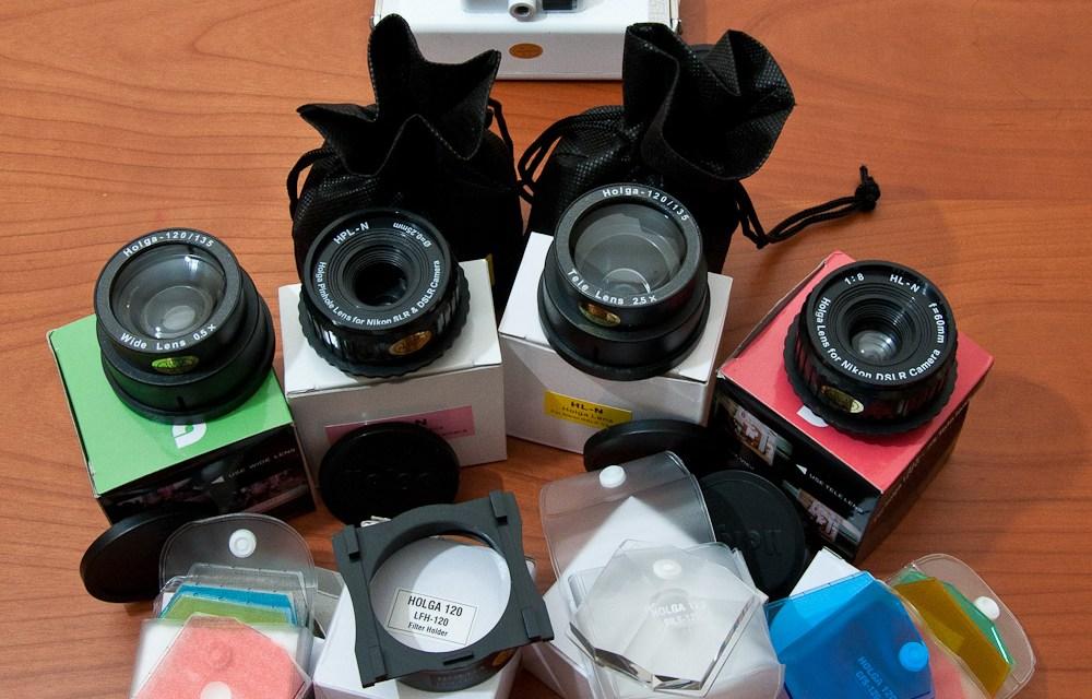 Holga e Nikon: uno strano incrocio