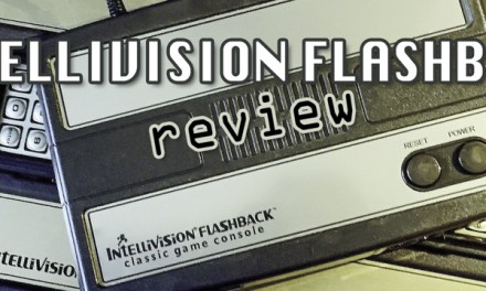 Unboxing Intellivision Flashback