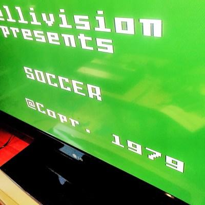 SOCCER. Un'altra pietra miliare: ore ed ore spese a giocare con mio fratello Paolo. Sfide ancora indimenticabili per un gioco del 1979!