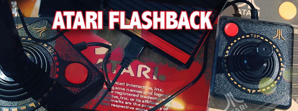 Atari Flashback: unboxing