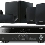 Yamaha YHT-2920 Kit Home Cinema, Nero