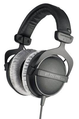 Beyerdynamic DT 770 pro (over-ear)