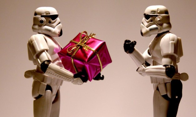 Regali di Natale 2015 – episodio 4 – STAR WARS gadgets