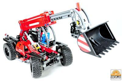 LEGO 42061 Technic Telehandler