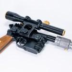 Han Solo's DL-44 Blaster