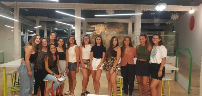 Equipo femenino de Agustinos