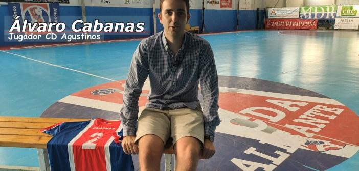 Álvaro Cabanas Agustinos
