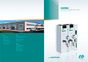 CD Automation - SCR Power Controller Custom Catalogue