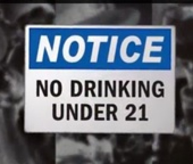 A Minimum Legal Drinking Age Mlda Of 21 Saves Lives And Protects Health