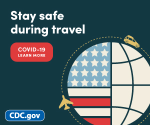 Stay safe during travel - COVID-19