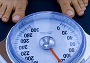 evalúe su peso