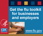 Get the flu toolkit for businesses and employers