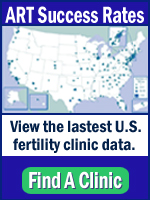 View the latest U.S. Fertility Clinic Data