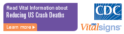 Learn Vital Information about Motor Vehicle Crash Deaths