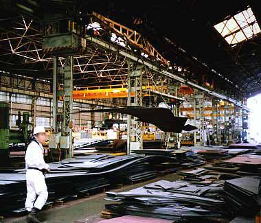 Cdc Ergonomic Solutions In Shipyards Stockyard Niosh
