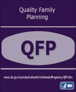 Providing Quality Family Planning Services badge.
