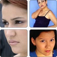 Collage de mujeres